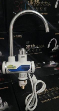 Электрический кран водонагреватель Рапид